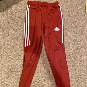 Adidas soccer sweats/joggers